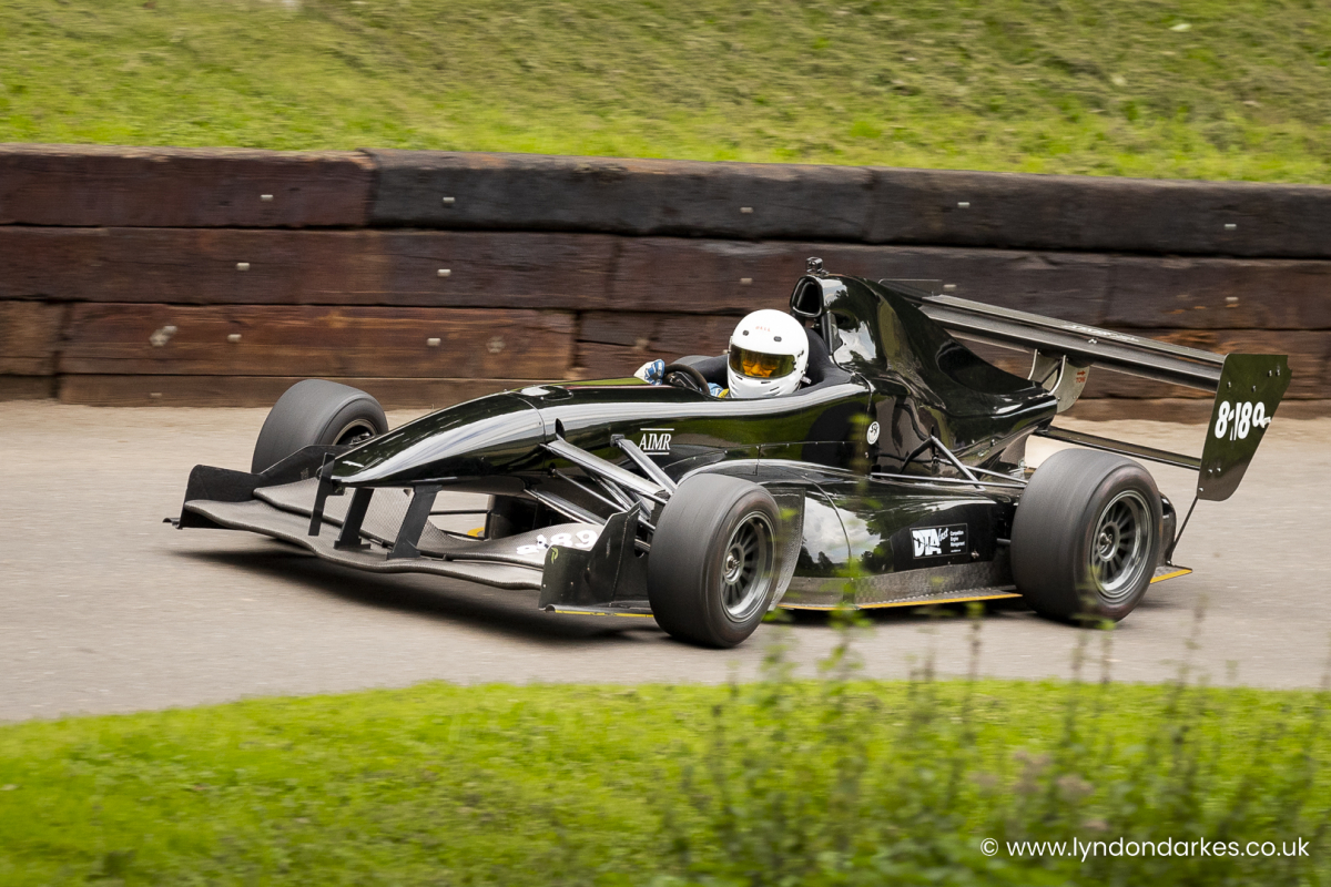 Christopher Aspinall in an Empire Wrath at Shelsley Walsh September 2021